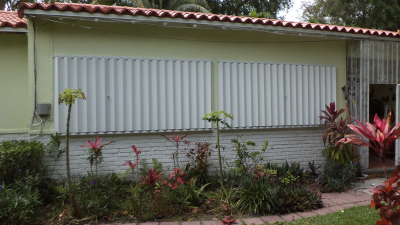 Accordion Shutters 3