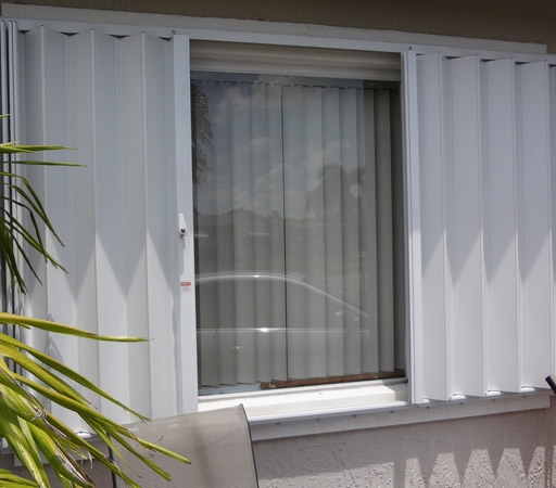Accordion Shutters 4