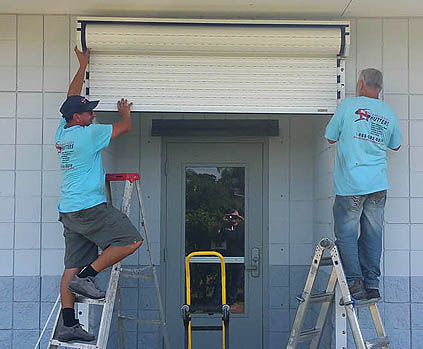 Roll Up Shutters Miami Dade Shutters